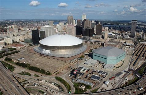 Where Is The Mercedes Superdome by Mercedes Superdome Renovations Aecom