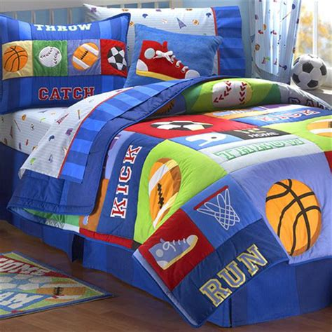 toddler bedding sets boys sports quilts for boys best home bedroom with sport