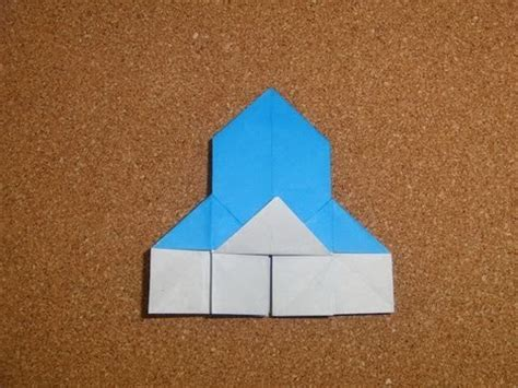 origami castle how to make an origami castle easy