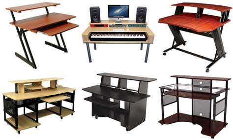 dj studio desk the best studio desk for recording and producing