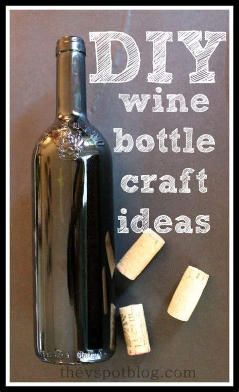 wine bottle craft projects wine bottles on painted wine bottles wine