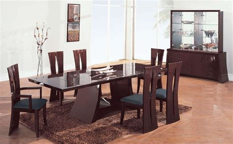 dining room modern furniture modern dining room table chairs modern dining room table