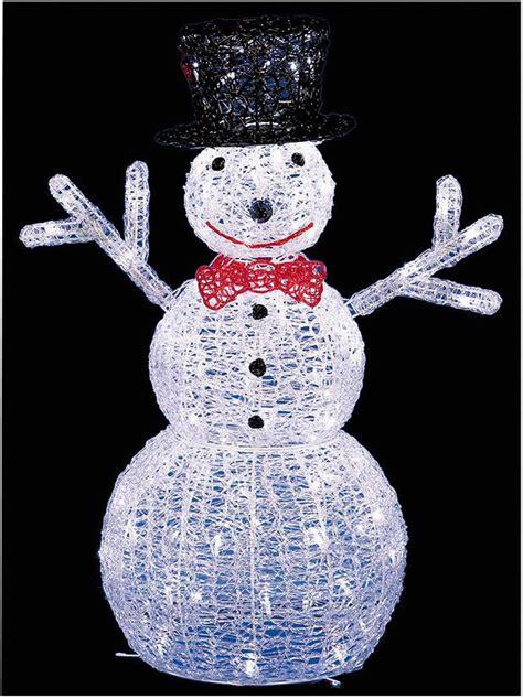 outdoor light up snowman light up snowman outdoor trim a home 174 50 lighted