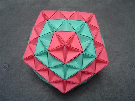 origami polyhedron origami polyhedra instructionsorigami polyhedra