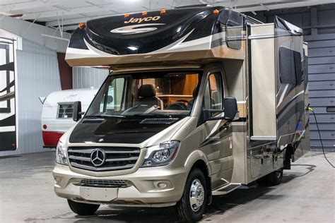 Mercedes Rv Class C by 2016 Jayco Melbourne 24k Mercedes Chassis Class C