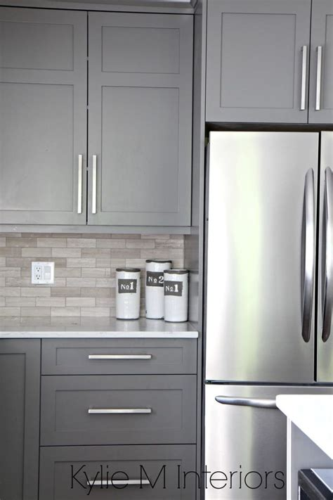 paint colors for metal kitchen cabinets best 25 gray kitchen cabinets ideas on