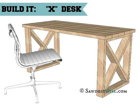 how to make an office desk a reader suggested i take my x leg bench design make an