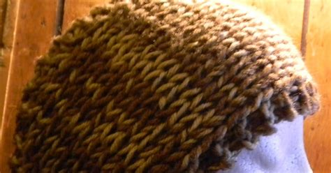 knit tbl is thick and easy wrap
