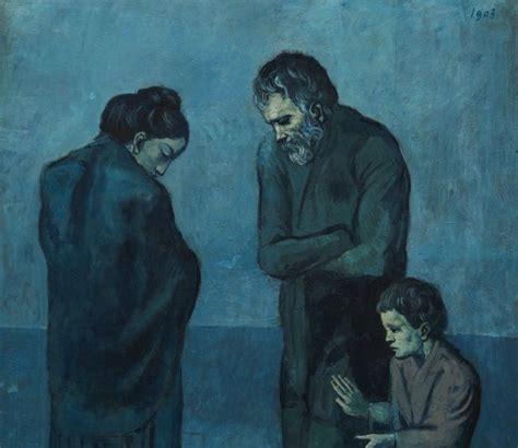 picasso paintings the tragedy spiritual minute the preferential option for the poor