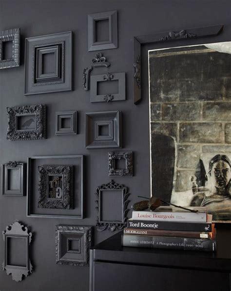 Green Paint Kitchen Ideas by Top 25 Best Black Wall Decor Ideas On Pinterest Black