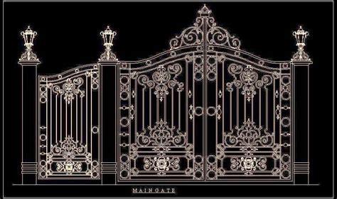 Victorian Inspired Home Decor beautiful main gate plan n design