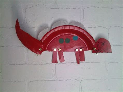 stegosaurus paper plate craft 133 best images about creation on crafts