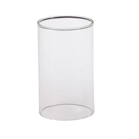 Candle Cylinders by Sterno Products 85332 3 Quot X 4 Quot Clear Glass Cylinder Globe