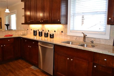 Cherry Cabinets by Cherry Cabinets Traditionally Home Furniture Design