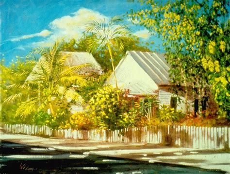 key west painting key west by jonathon williams key west painting key