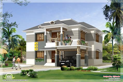kerala model house plans with elevation 2700 sq kerala style home plan and elevation