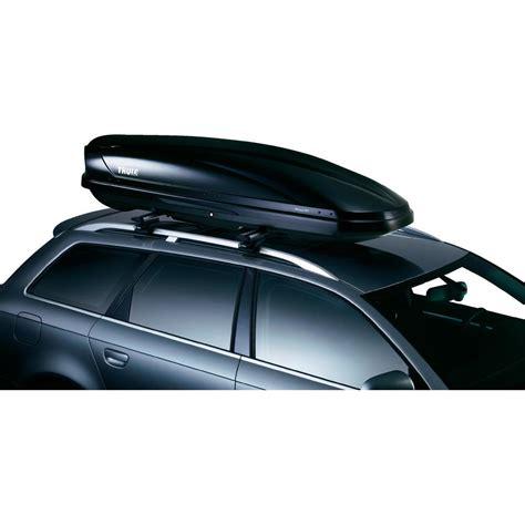 coffre de toit thule motion 800 noir sur le site conrad 409893