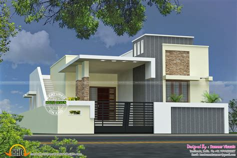 single floor house plans single floor house plan kerala home design plans