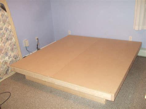diy platform bed frame pdf diy bed frame plans platform bedroom woodwork