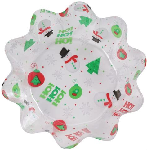 weihnachtsbaum aus plastik weihnachten plastik sch 252 ssel