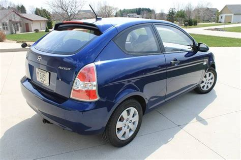 2 Door Hyundai Accent by 2009 Hyundai Accent Hatchback 2 Door For Sale 148 Used