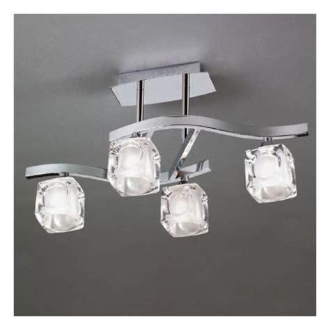 mantra colecci 243 n luminaire plafonnier gla 231 on 4 les pas cher achat vente suspensions