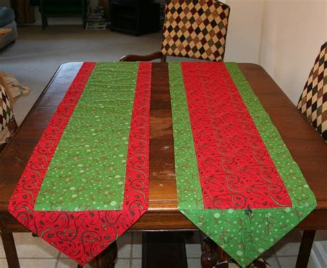 easy table runner no cape 187 archive 187 how to make a one