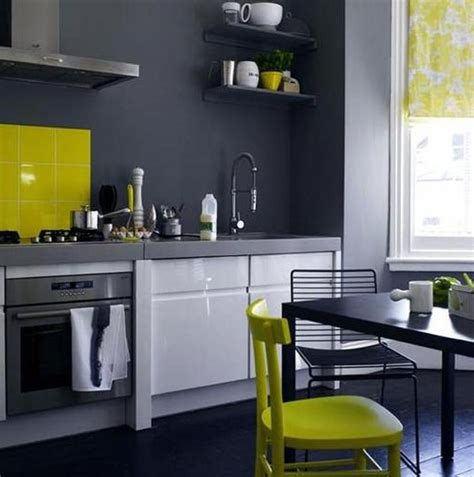 accent color for white and gray kitchen 20 awesome color schemes for a modern kitchen