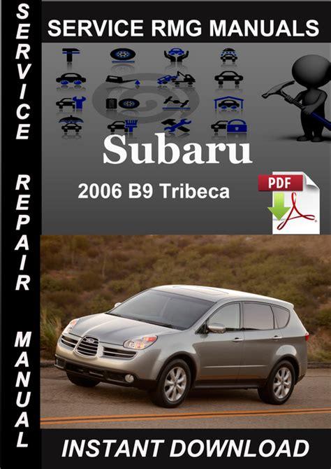 2006 subaru b9 tribeca service repair manual download download ma