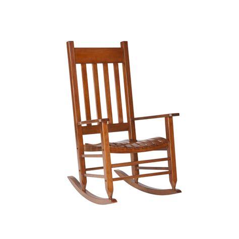 rocking chair garden shop garden treasures patio rocking chair at lowes
