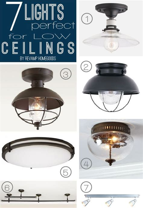 kitchen lighting fixtures for low ceilings best 25 low ceiling lighting ideas on ceiling