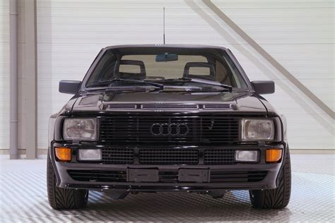 Audi Sport Quattro For Sale by A Pristine Audi Sport Quattro Swb Is Up For Sale