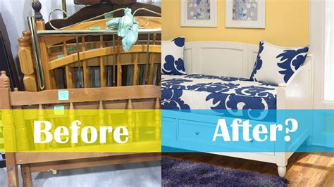 turn bed into daybed turn an bed into a diy daybed gays around the bay