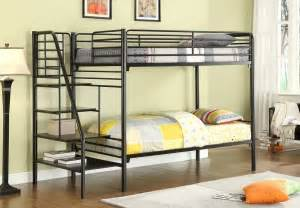 ebay bunk beds with stairs bunk bed stairs only black metal staircase bunk bed