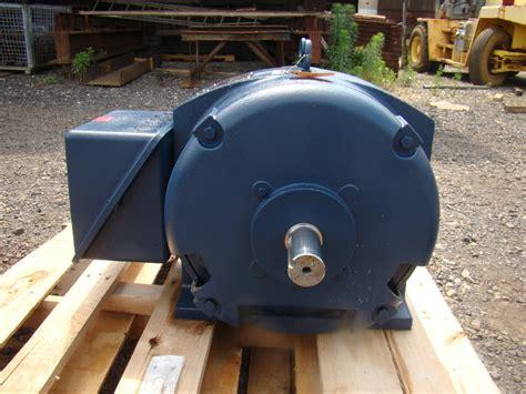 100 Hp Electric Motor by 100hp Marathon Electric Motor 230 460v Waa042846 Ebay