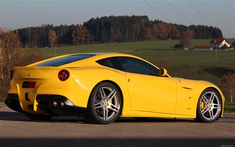 Car Landscape Wallpaper by Car Sports Car Landscape Yellow Car Wallpaper Cars