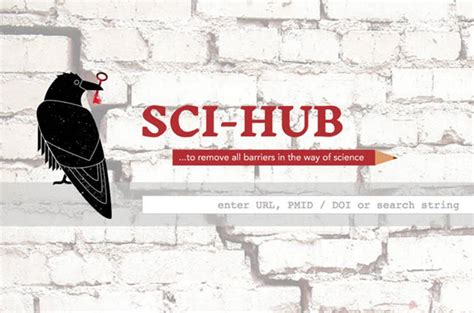 sci hub free science journal library gains notoriety lands
