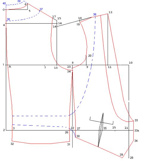 pattern drafting table pattern drafting for dressmaking by