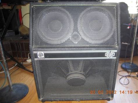 used bass cabinets for sale eg isovent bass cabinet for sale