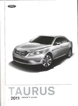 how to download repair manuals 2011 ford taurus transmission control 2011 ford taurus owners manual maintenance guides html autos weblog