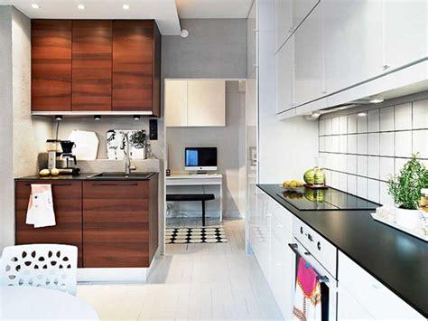 15 modern small kitchen design ideas for tiny 17 dise 241 os de cocinas minimalistas modernas