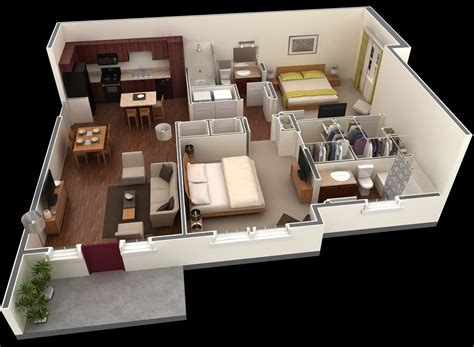 house design layout small bedroom 2 bedroom apartment house plans