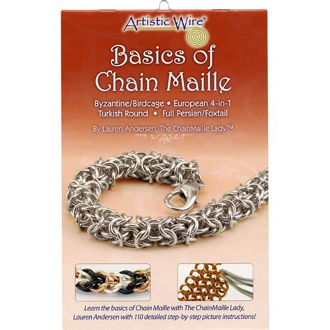 books on jewelry book basics of chain maille
