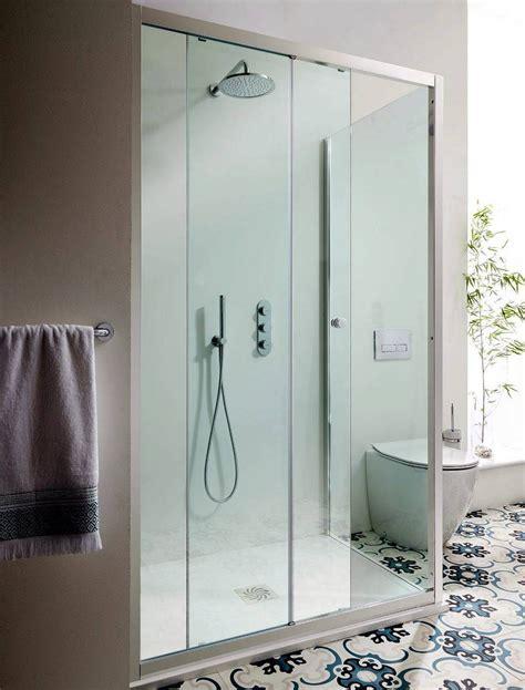 simpsons shower doors simpsons edge single sliding shower door uk bathrooms