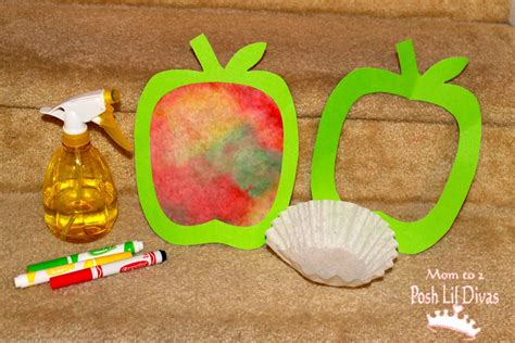 apple craft for 20 apple craft ideas ted s