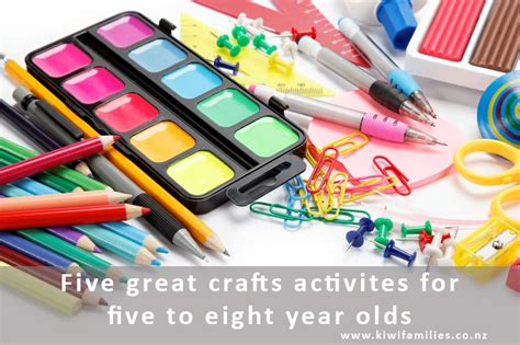 crafts for ages 8 12 craft activities for 8 12 year olds kiwi families