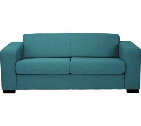 sofa bed argos buy hygena new 2 seater fabric sofa bed teal at