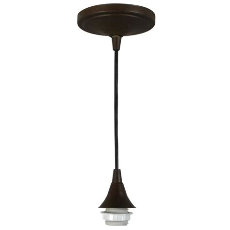 lowes pendant lights shop portfolio bronze mix and match mini pendant light at