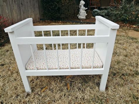 baby doll high chair and crib white fancy baby doll crib and high chair diy projects