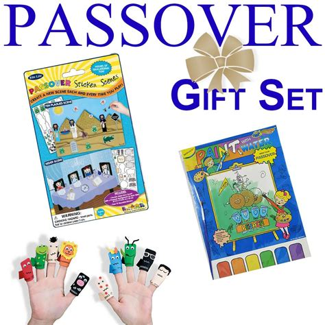 passover crafts gifts for passover kid s passover craft kit